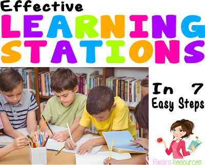 Effective Learning Stations in 7 Easy Steps