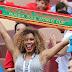 إحصائيات: الجماهير المغربية تتجاوز 40 ألف مشجع في المونديال
