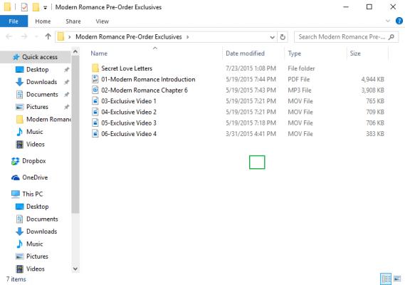 langkah awal menyembunyikan folder dengan password