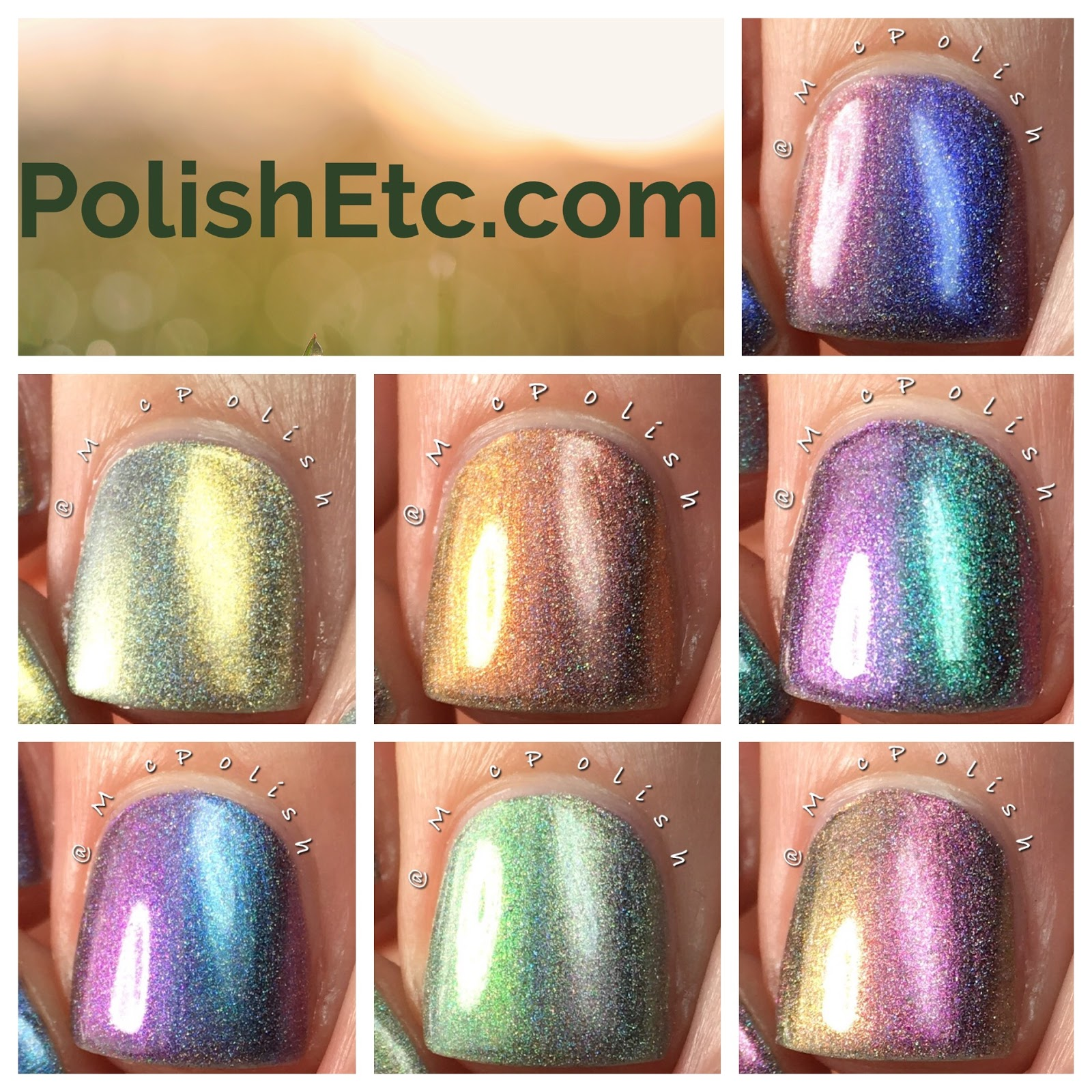 Candy Lacquer - The Twilight Zone Collection - McPolish