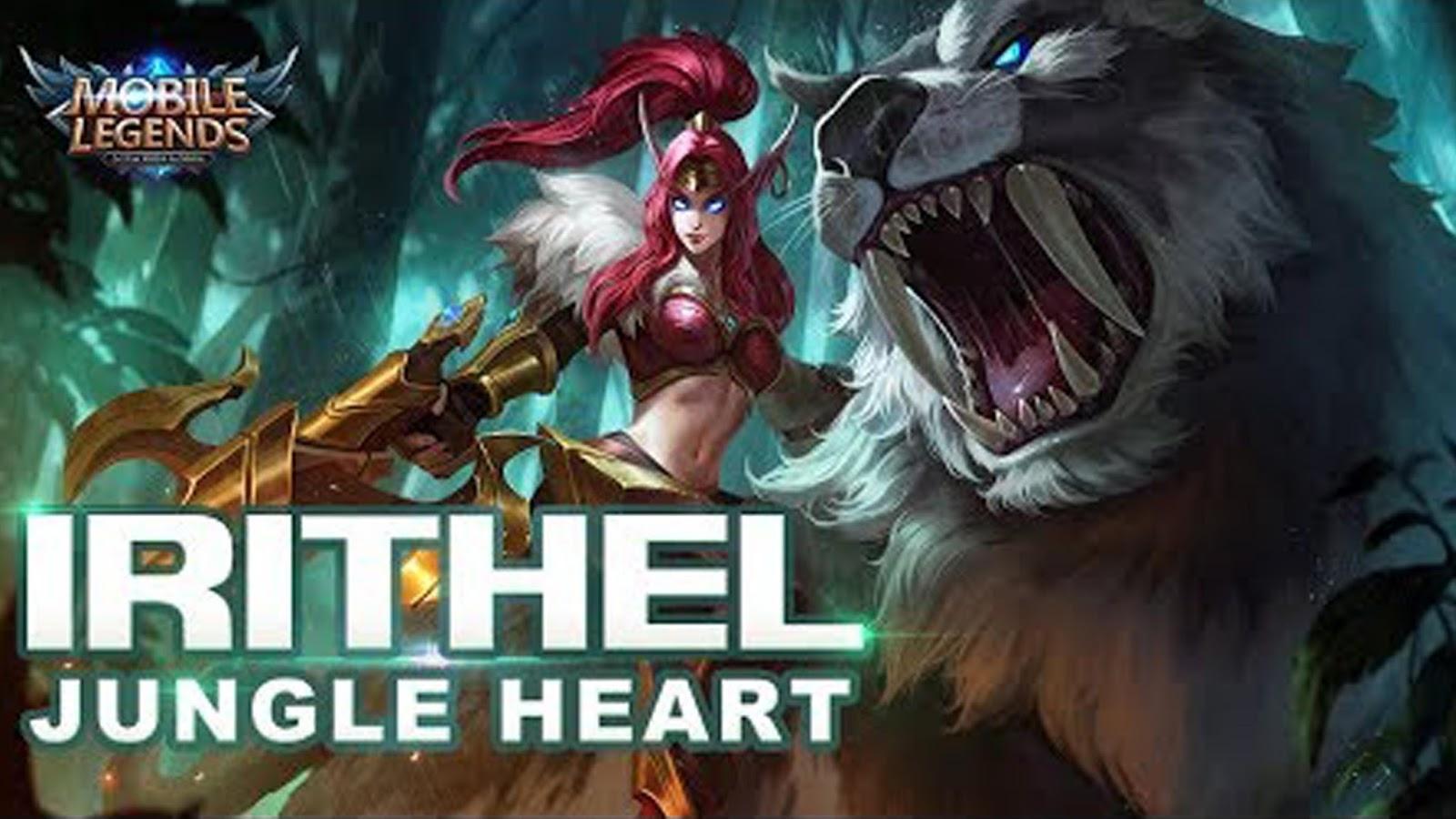 Irithel the Jungle Heart