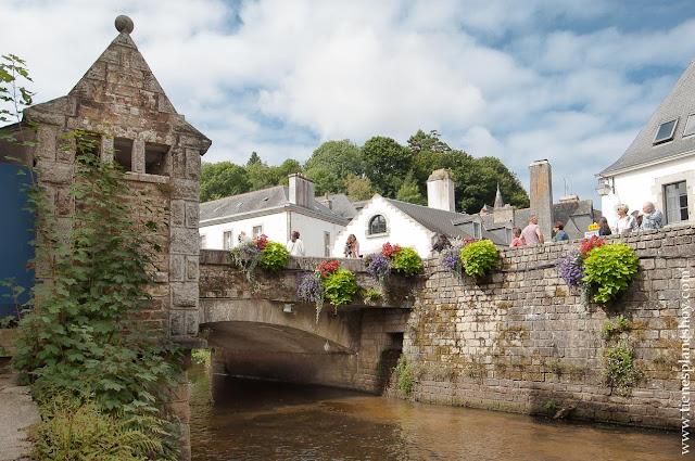 Pont-Aven viaje Bretaña turismo que ver pueblos bonitos