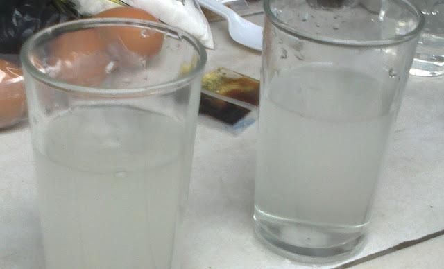 Mengejutkan! Hanya Menaruh Garam dan Air Dalam Gelas, Lihat Apa yang Terjadi!!
