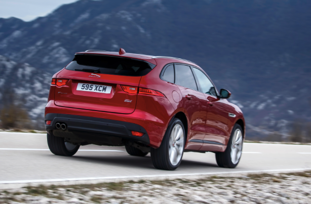 2017 Jaguar F-Pace 20d Diesel Review