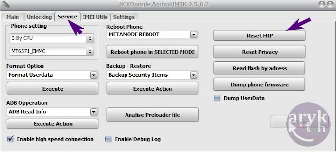 How to Remove FRP Lock On All Coolpad Android Devices Using NCK Box