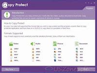 Copy Protect- screen 3