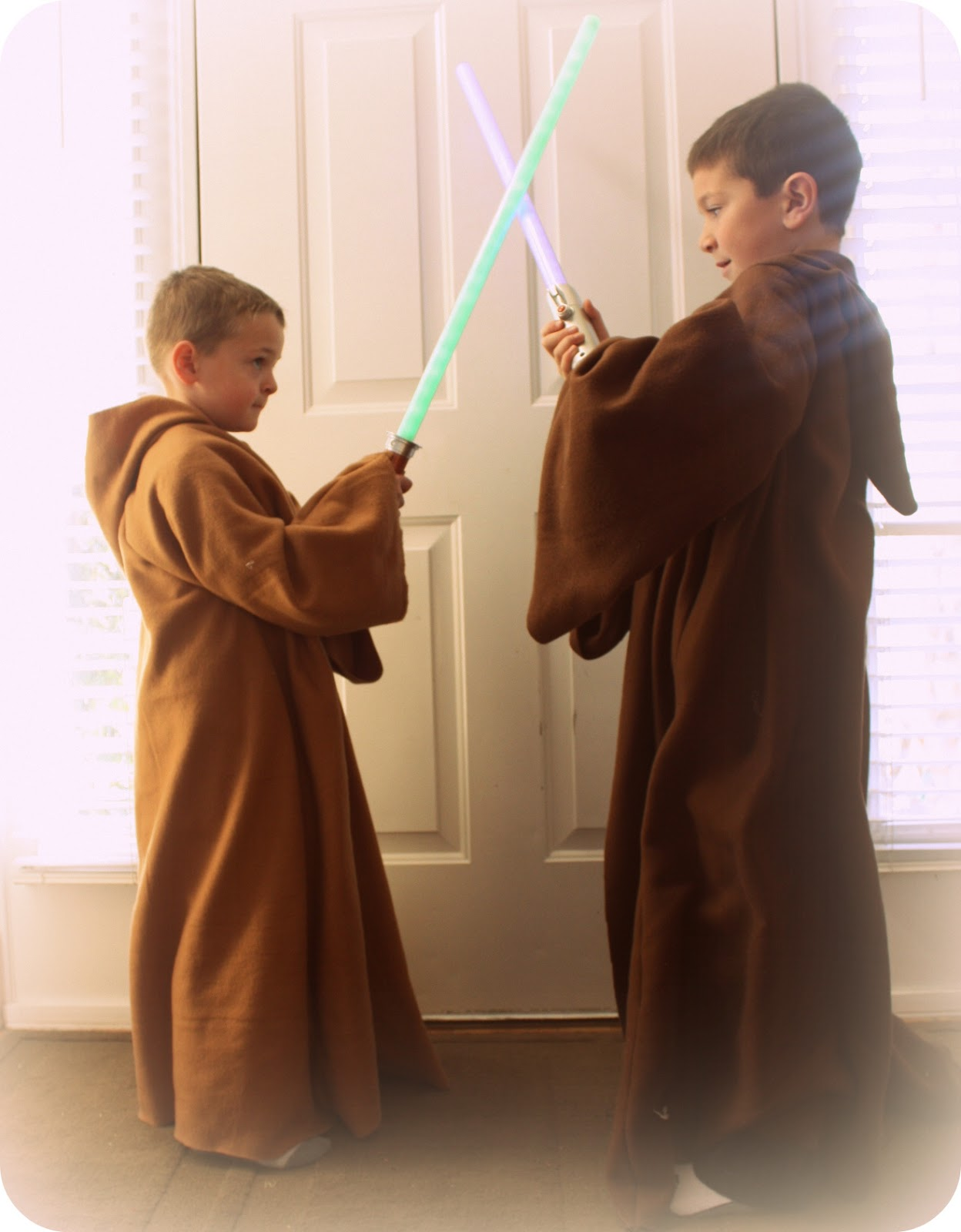 dd0f5ad61c Jedi Robes - Diary of a Quilter - a quilt blog