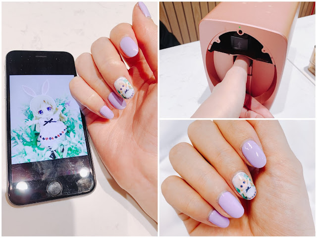 koloryourlife, k11beauty, softgel, nailart, nail, cosmetics, lovecathcath, 夏沫, beauty, hongkonggirl, catherine, blogger, kol, lovecath, hkig, influencer, 一站式個人化美容體驗,