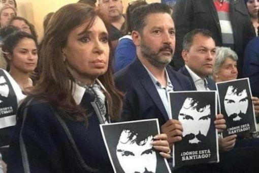 Cristina Kirchner emite mensaje tras muerte de joven mapuche
