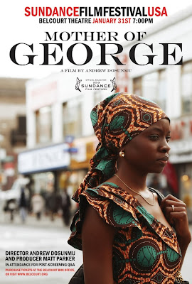 Poster Of Hollywood Film Mother of George (2013) In 300MB Compressed Size PC Movie Free Download At worldfree4u.com