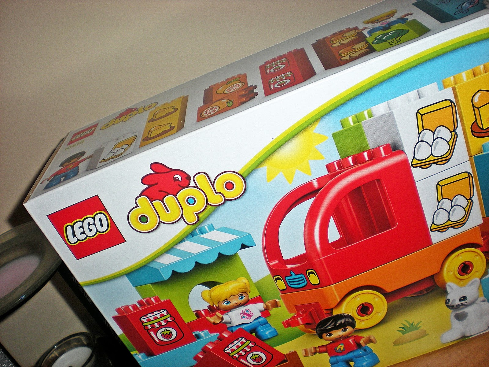 Lego Duplo Ciężarówka od TestMeToo