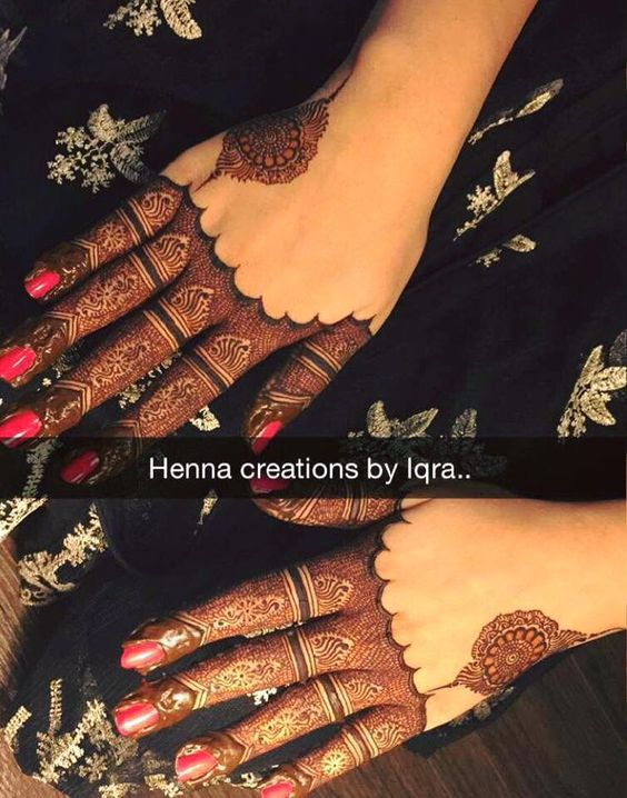 45 Latest Pakistani Mehndi Designs For All Occasions Bling Sparkle