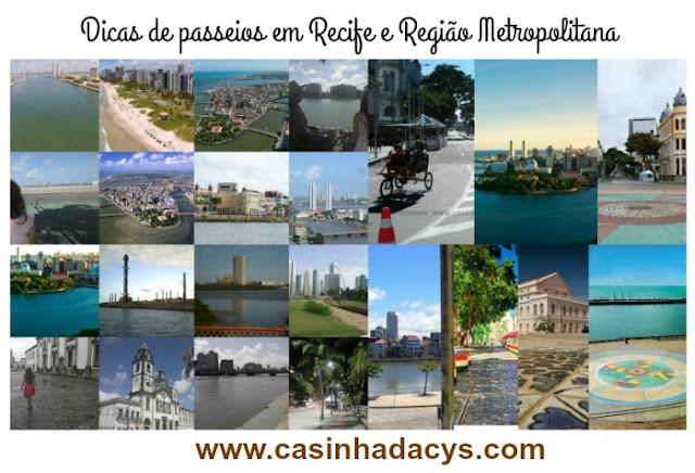 Programação no Feridão do Dia do Trabalho em Recife e Região Metropolitana