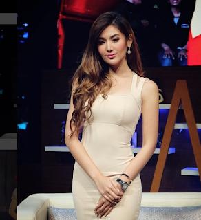 2c - Biodata Lengkap Maria Selena: Artis Cantik Multitalent Ini Ternyata Juga Atlit Basket Lho!