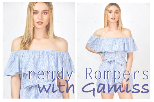 Wishlist: Trendy Rompers with Gamiss - Not for Ordinary People