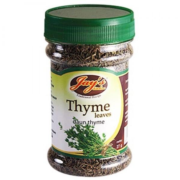 Daun Thyme Kering Dalam Kemasan, Bukan Promosi Ya :p (doc