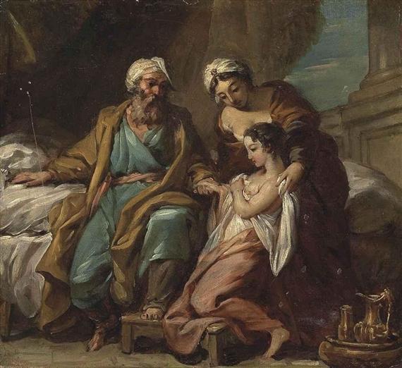 ¿Como se explica que Sara le ruegue a su esposo Abraham tener hijos con la esclava?