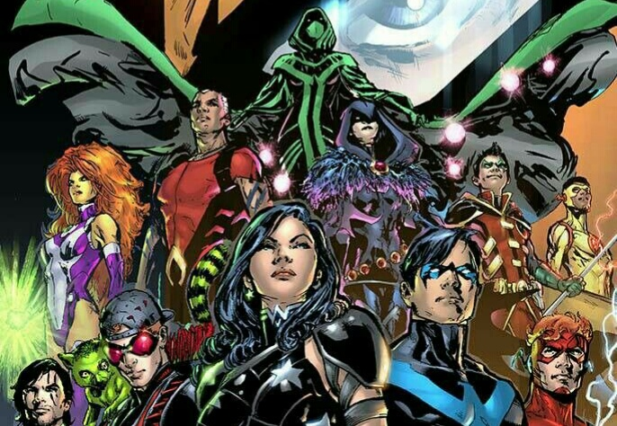 Fringe Director To Helmet Titans Live-Action TV Series.