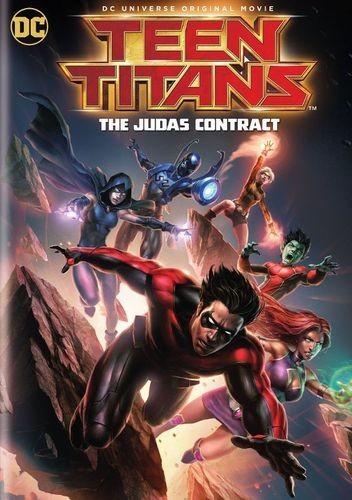 Teen Titans: The Judas Contract (2017) [BRrip 720p] [Latino] [Animación]