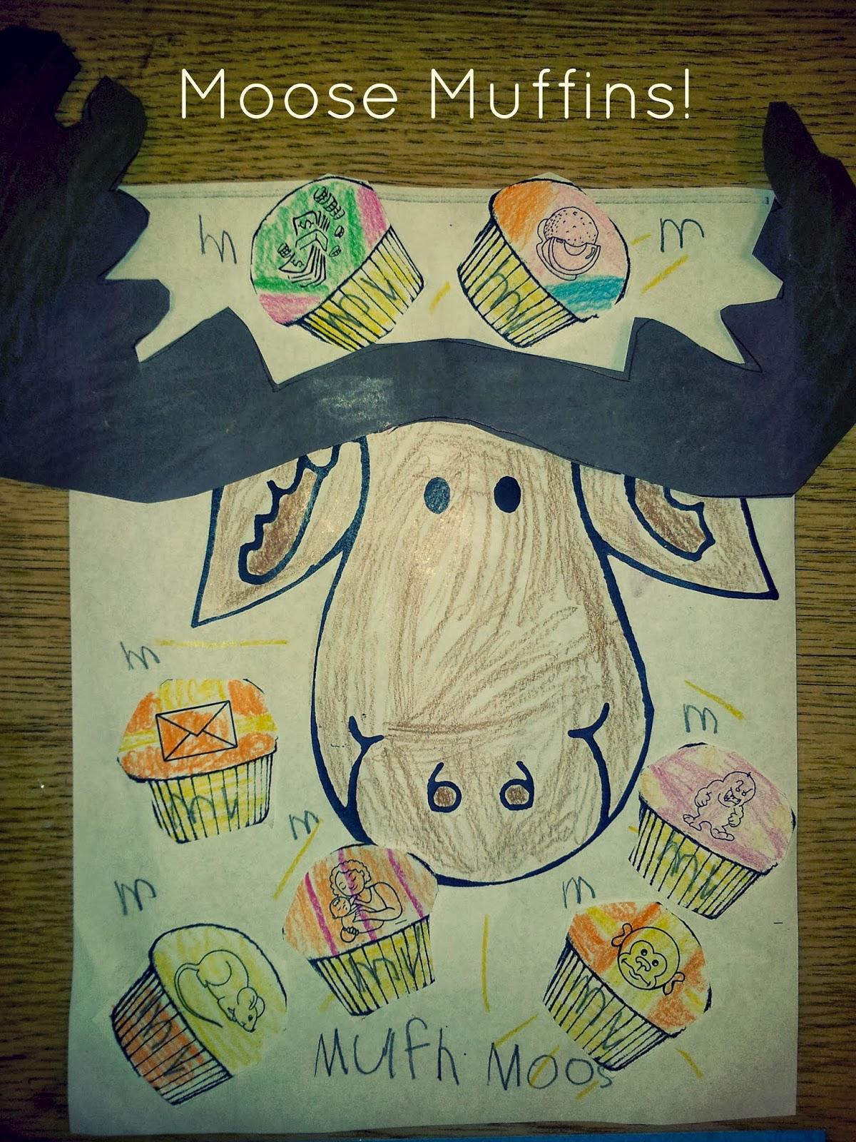 Owlbeteachingyou If You Give A Moose A Muffin