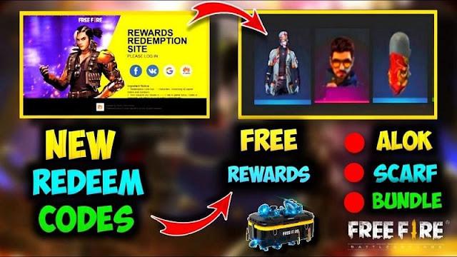 Free Fire Ağustos 2020'de Ücretsiz  kullanma kodları:Ücretsiz silah görünümleri ve kıyafetleri!