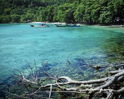 Gapang Beach, Sabang1
