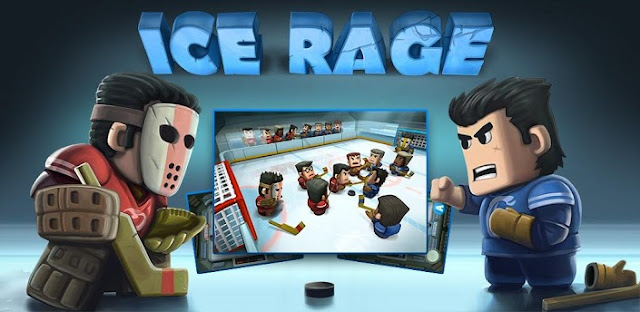 Ice Rage Hockey v1.0.20 Apk Miki