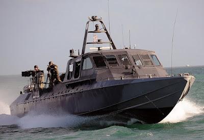 Τα βατράχια του Πολεμικού Ναυτικού αποκτούν τα σκάφη των NAVY SEALS και αλλάζουν επίπεδο!