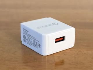 Bartram クイックチャージ3.0対応USB充電器-2