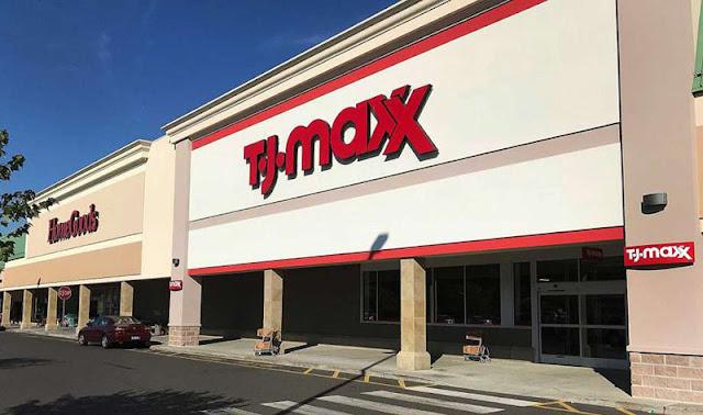 TJ Maxx em Boston