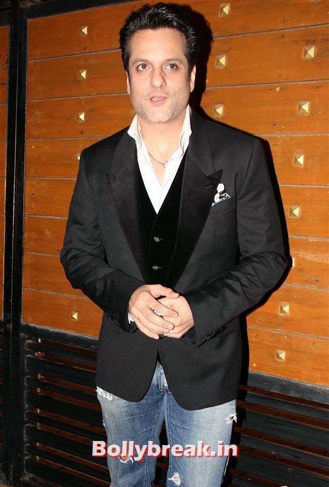 Fardeen Khan, Filmfare Awards 2014 Red carpet Images