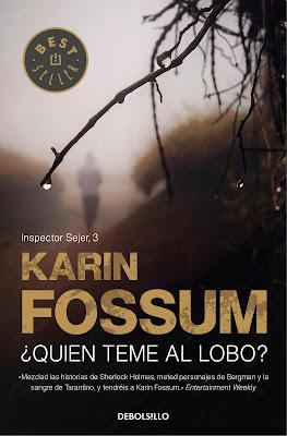 ¿Quién teme al lobo? - Karin Fossum (1997)