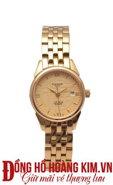 Đồng hồ Tissot.