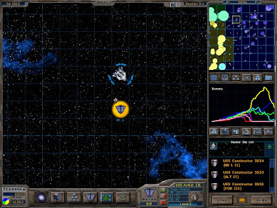 Galactic Civilizations Game Screenshots 2003
