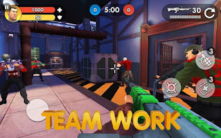 Guns of Boom – Online Shooter Apk v1.8.0 Mod