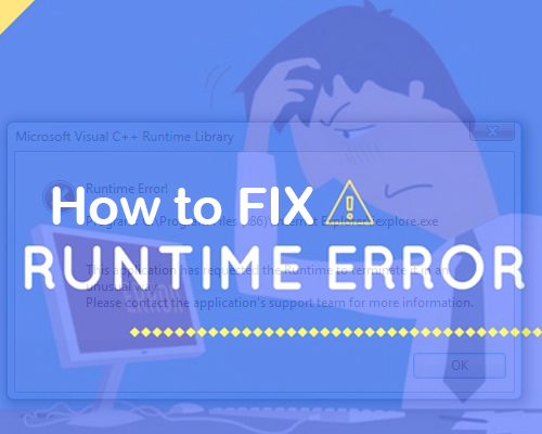 Fix Runtime Error