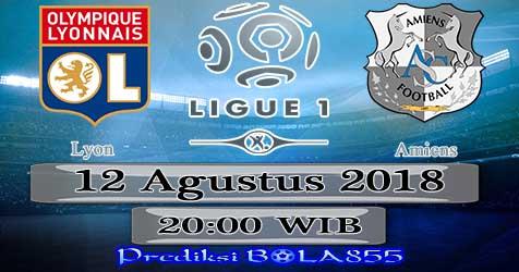 Prediksi Bola855 Lyon vs Amiens 12 Agustus 2018