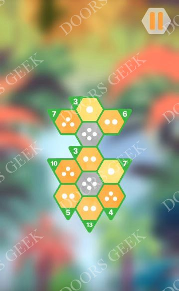 Hexologic Level 27 Solution, Cheats, Walkthrough for android, iphone and PC Steam