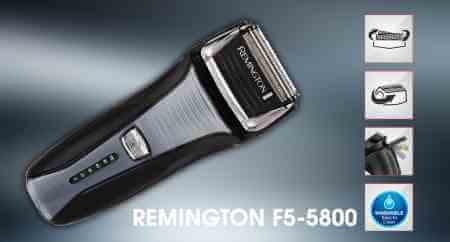 mington f5800 shaver