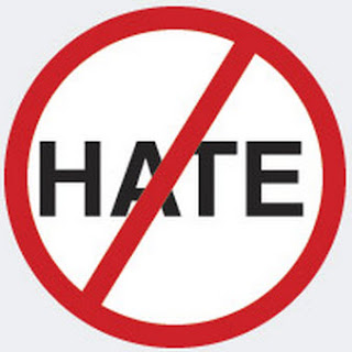 The world tells us that we should not hate.  Is the world right?  Do they know what that word even means?