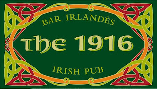 The 1916 Irish Pub