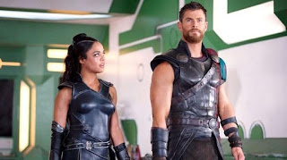 men in black: tessa thompson se reunira con chris hemsworth en el reboot