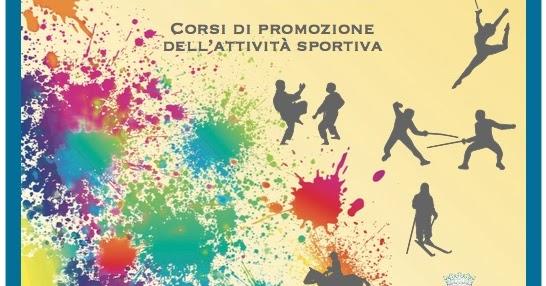 Presentazione di Corsi di Promozione dell'attività Sportiva 2016-2017