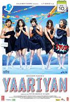 Yaariyan 2014 Hindi 720p Full Movie BRRip With ESubs Download
