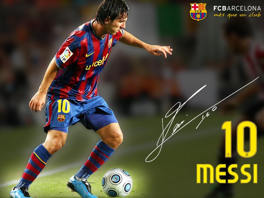 Fondos De Pantalla Del Fútbol Club Barcelona Wallpapers: Historia De Messi [Lionel Andres Messi]