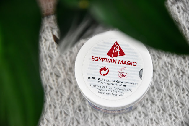 Erfahrung Egyptian Magic Creme