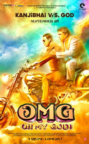 OMG - Oh My God (2012) Movie Poster