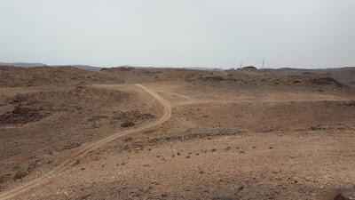 Strada arida
