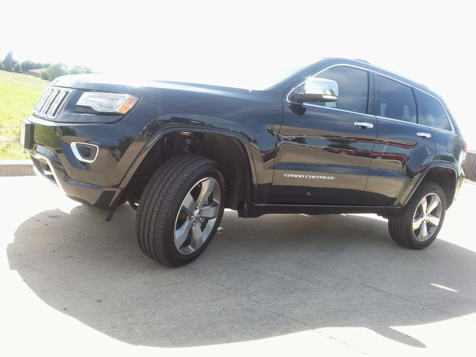 tdy sales 817 243 9840 for sale 5000 off new 2014 4wd grand cherokee overland edition black on. Black Bedroom Furniture Sets. Home Design Ideas