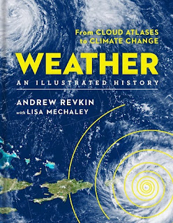 Weather: An Illustrated History cover